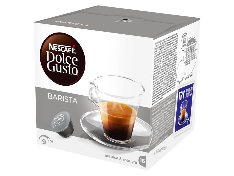 NESCAFÉ DOLCE GUSTO Espresso Barista kapsle 16x7,5g