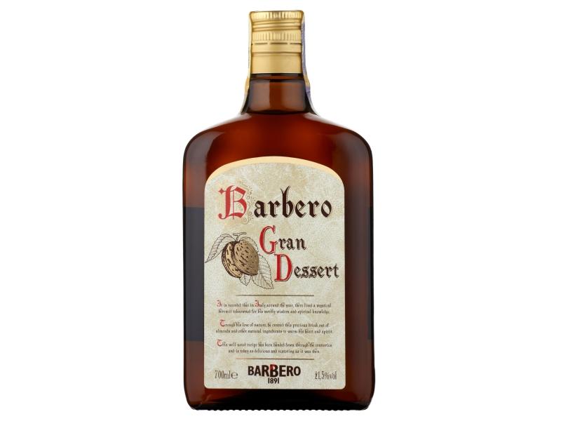 Barbero Gran Dessert likér 21,5% 700ml