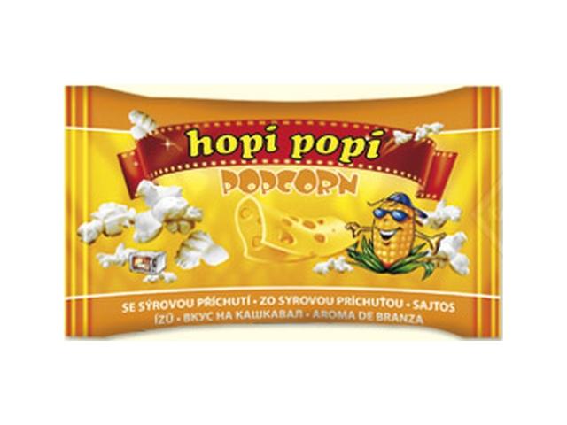 Hopi Popi Popcorn sýrový 100g