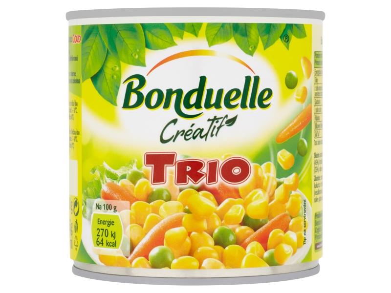 Bonduelle Créatif Trio zeleninová směs 400g