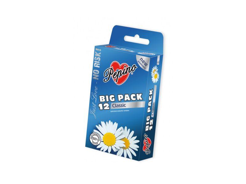 Pepino Classic Big Pack kondomy 12ks