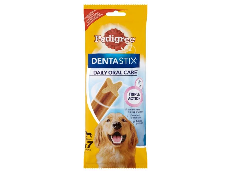 Pedigree Dentastix 25kg+, 7 tyčinky 270g