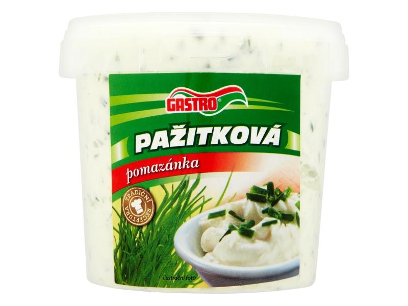 Gastro Menu Pomazánka pažitková 500g