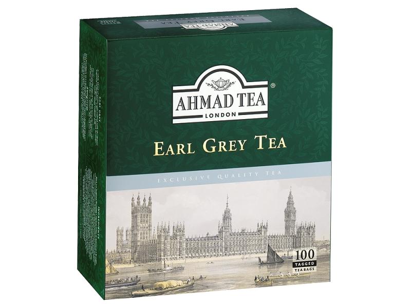 Ahmad Earl Grey Tea Černý čaj 200g