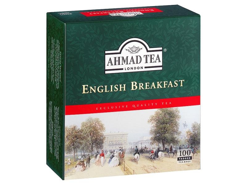 Ahmad English Breakfast Tea 200g