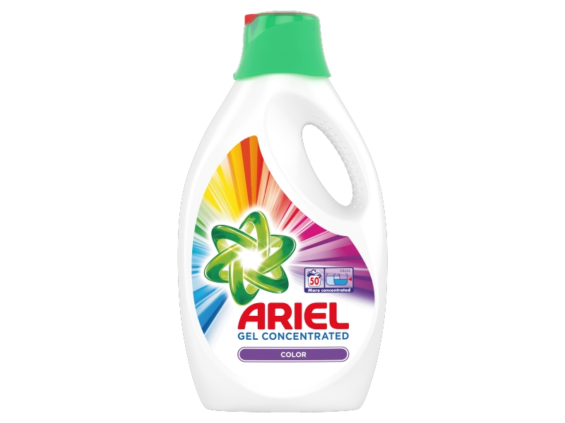Ariel Color&Style prací gel (50 praní) 3,5l