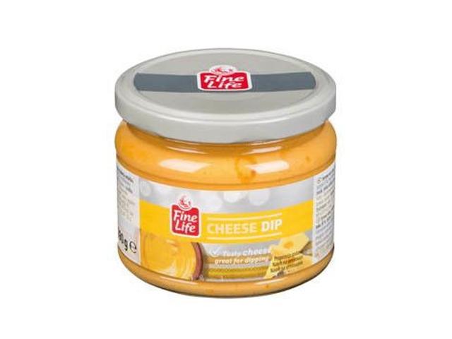 Fine Life Nachos cheese dip 290g