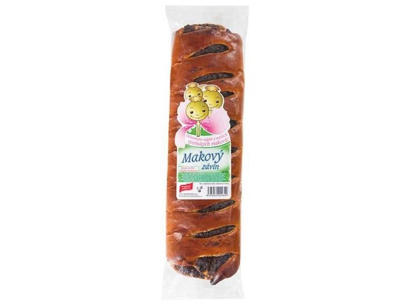 Hradecká pekárna Závin makový 400g