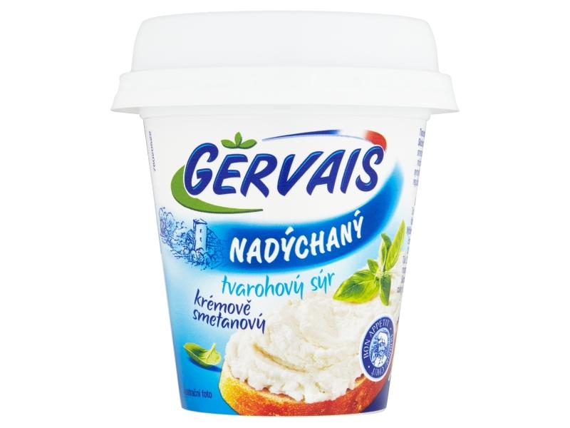 Gervais Nadýchaný Krémově smetanový tvarohový sýr 120g