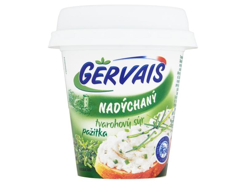 Gervais Nadýchaný Tvarohový sýr pažitka 120g