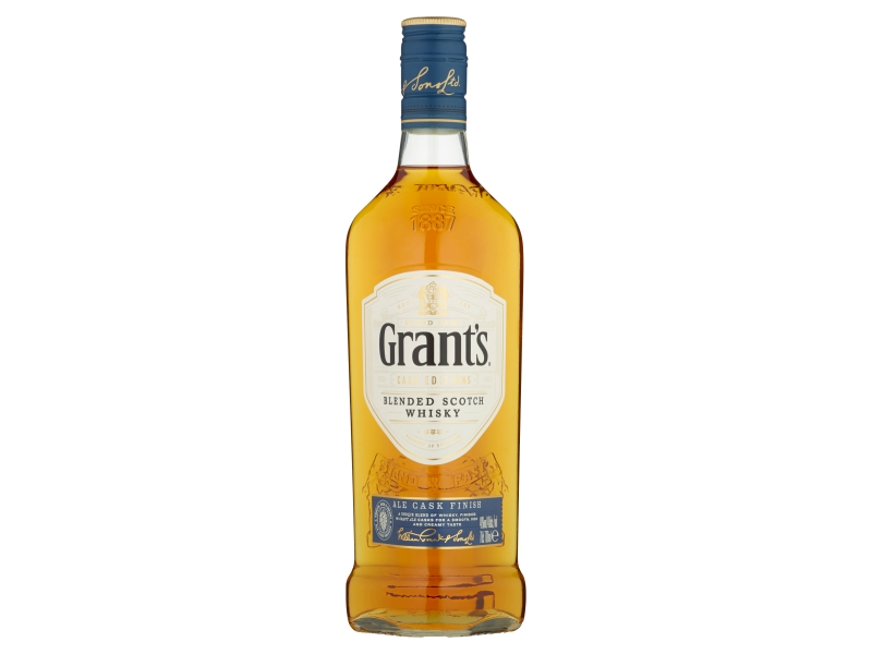 Grant´s Ale Cask Finish whisky 40%, 700ml