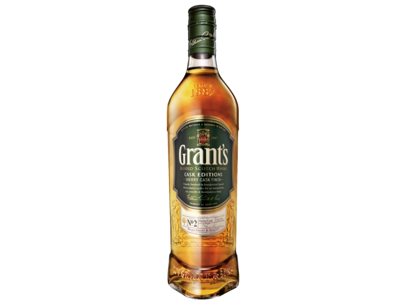 Grant´s Sherry Cask Finish whisky 40%, 700ml