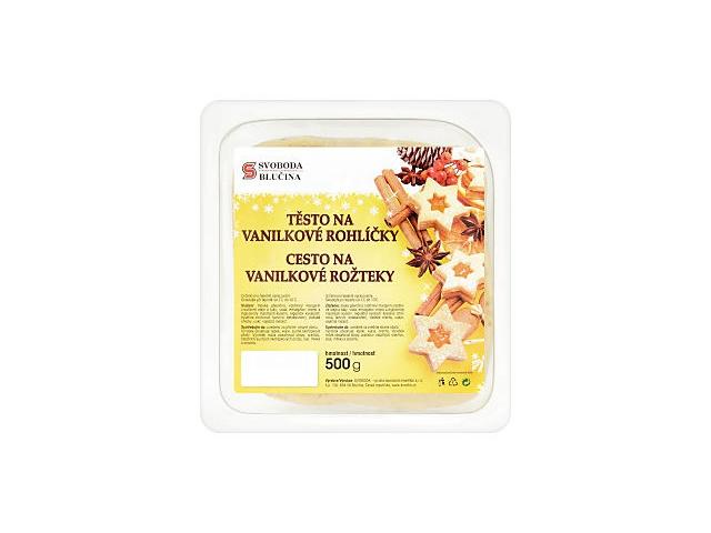 Svoboda Těsto na vanilkové rohlíčky 500g