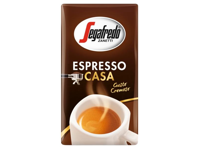 Segafredo Espresso Casa káva pražená mletá 250g