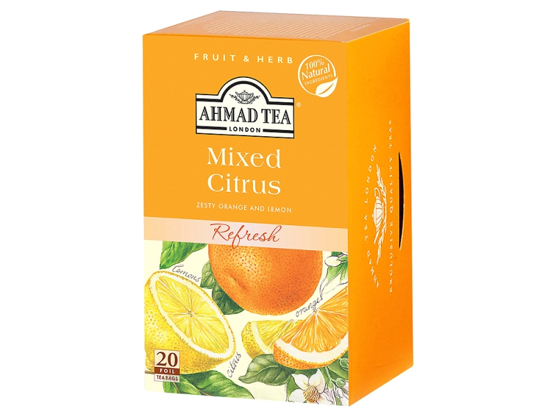 Ahmad Mixed Citrus Tea 40g