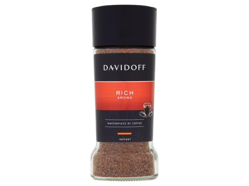 Davidoff Rich Aroma instantní káva 100g