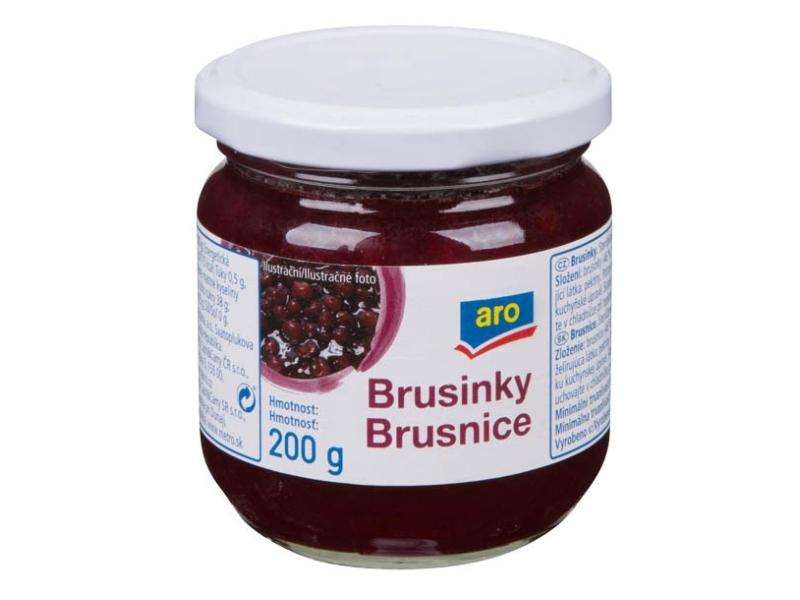 ARO Brusinky 200g