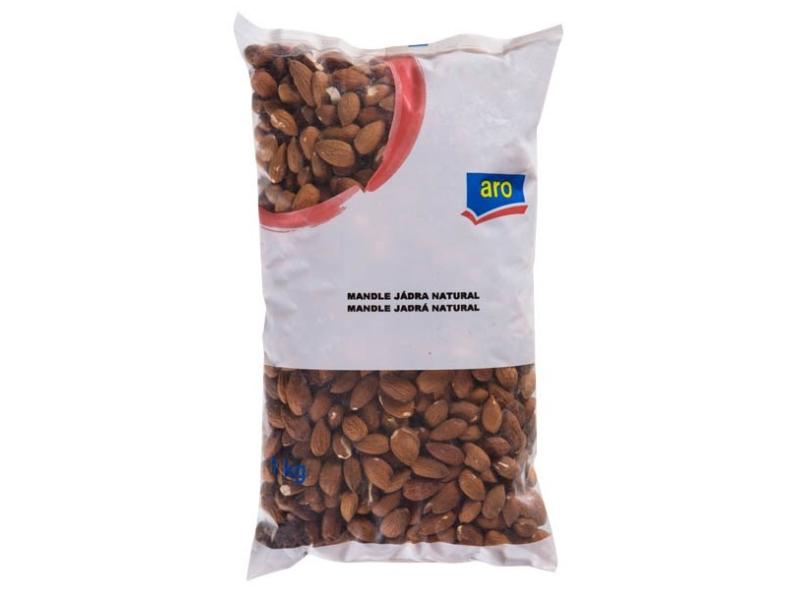 ARO Mandle jádra natural 1kg