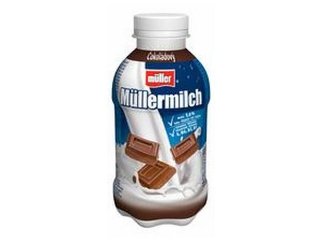 Müllermilch Mléčný nápoj čokoláda 400ml