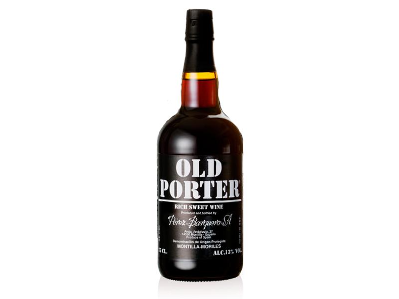 Old Porter Rich Sweet Wine, 750ml