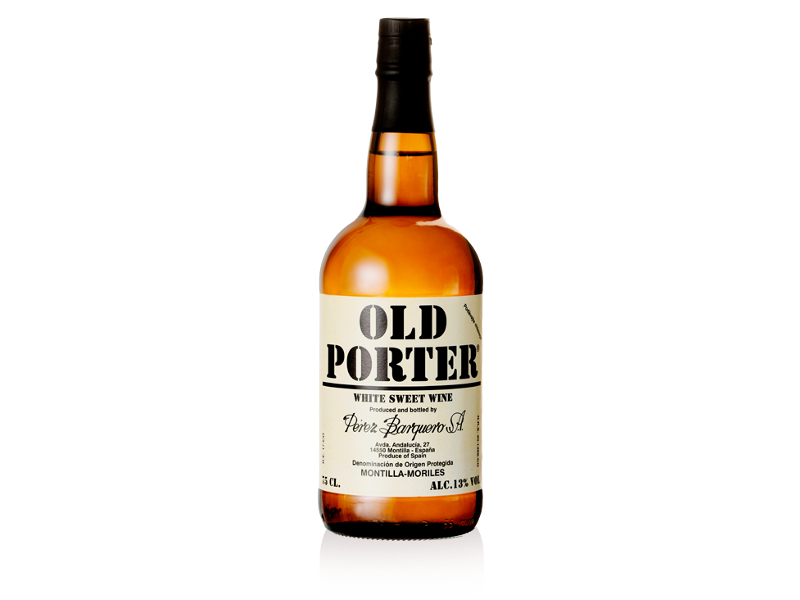 Old Porter White Sweet Wine, 750ml