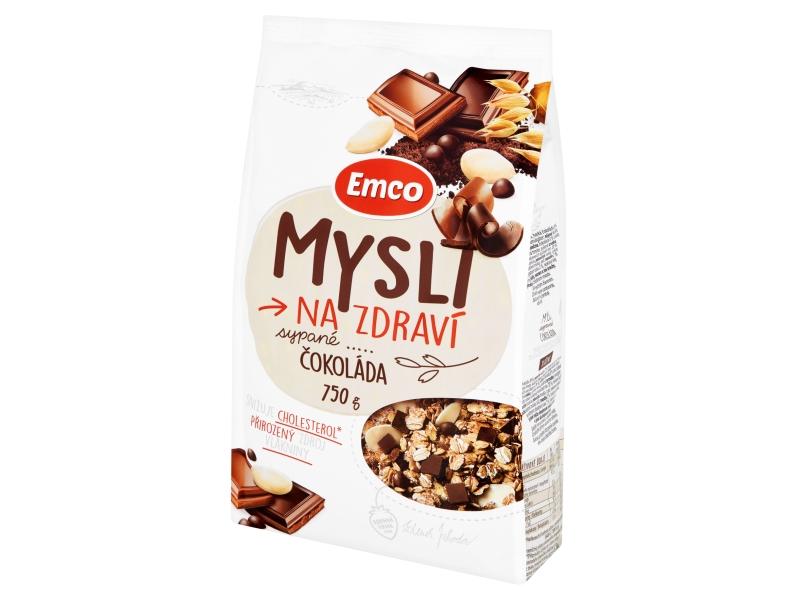 Emco Mysli sypané čokoládové 750g