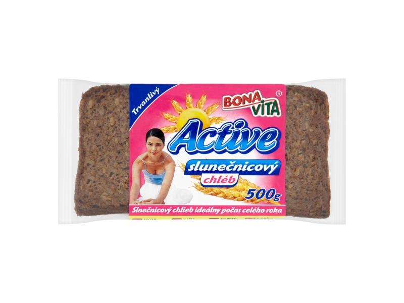 Bonavita Chléb slunečnicový balený krájený 500g