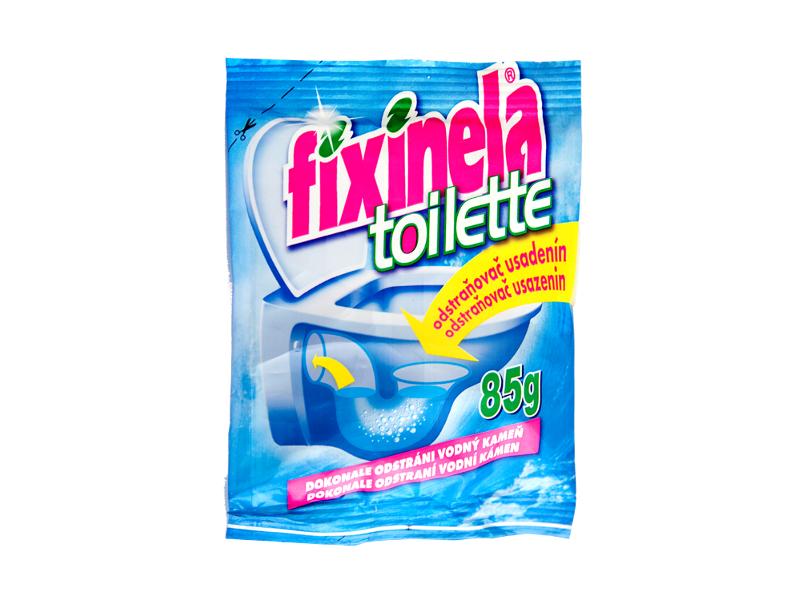 Fixinela Toilette čistič 85g