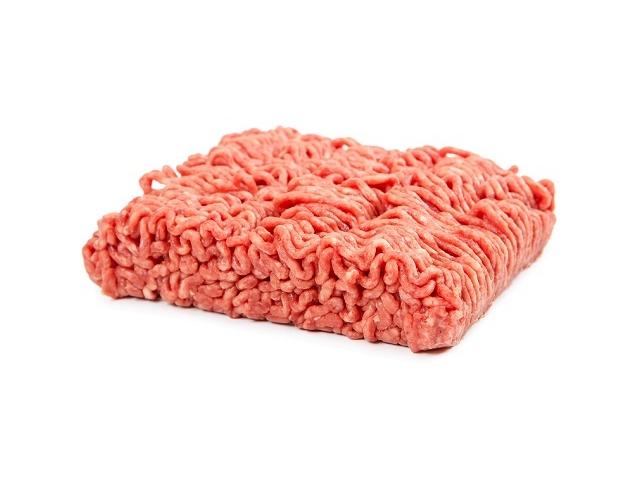 Polička Hovězí sekané maso 20% tuku cca 1,2kg