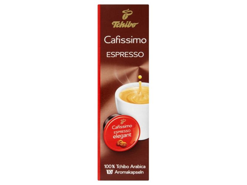 Tchibo Cafissimo Espresso elegant kapsle 10x7g