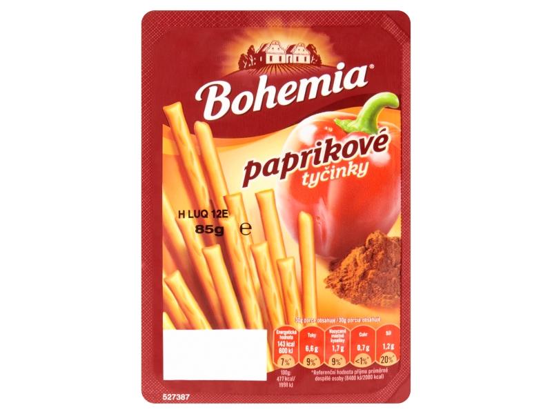 Bohemia Tyčinky paprikové 85g