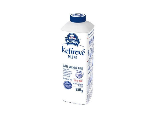 Kunín Kefírové mléko 950ml