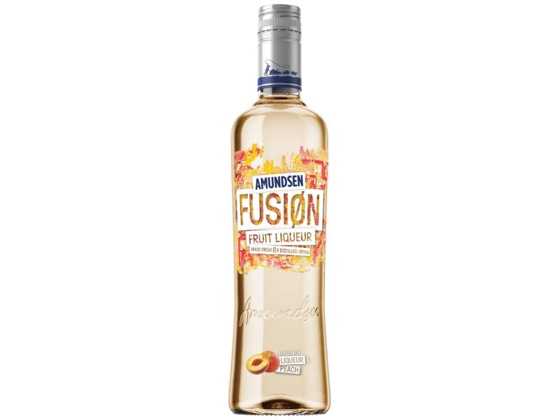 Amundsen Fusion Peach ovocný likér 15% 500ml