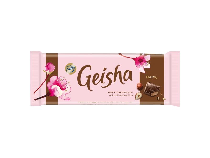 Fazer Geisha Hořká čokoláda 100g