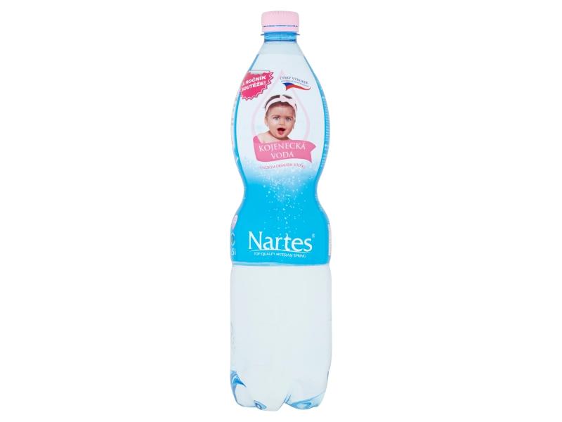 Nutrend Horský Pramen Kojenecká voda 1,5l