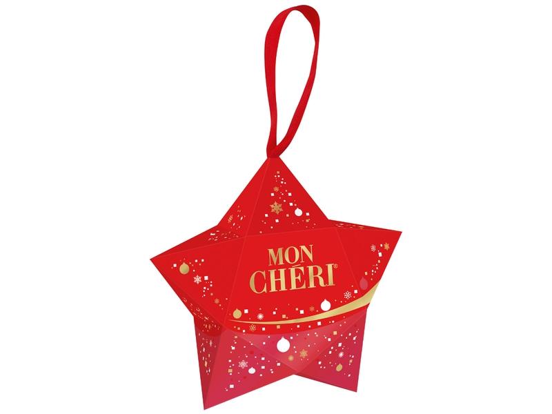 Ferrero Mon Chéri Hvězda pralinky 42g