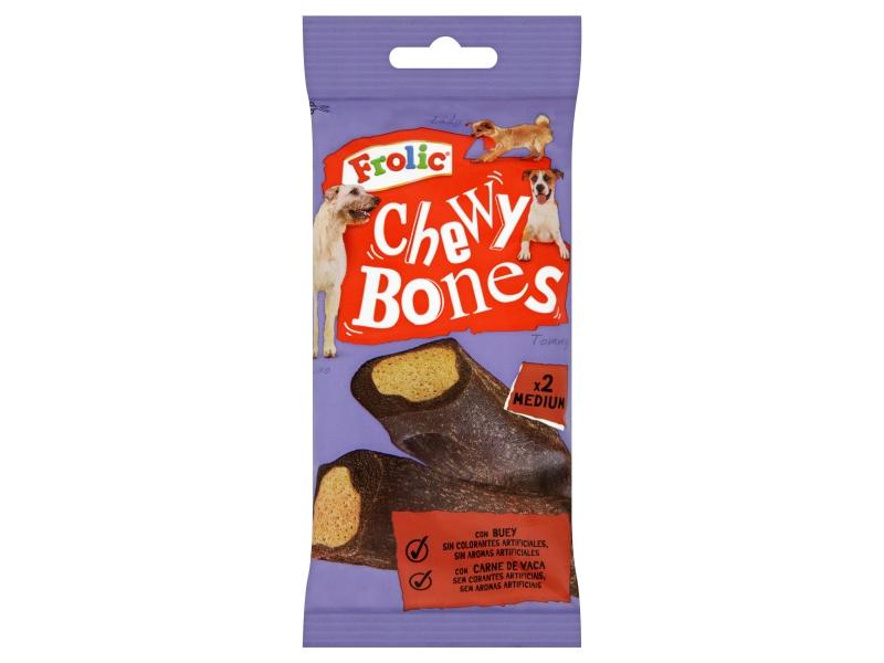 Frolic Chewy Bones s hovězím masem 2 ks 170g
