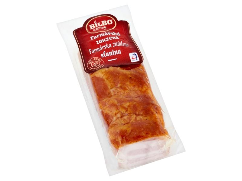 Bilbo Farmářská zauzená slanina cca 300g