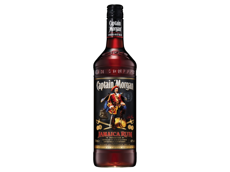 Captain Morgan Jamaica Rum 40% 700ml