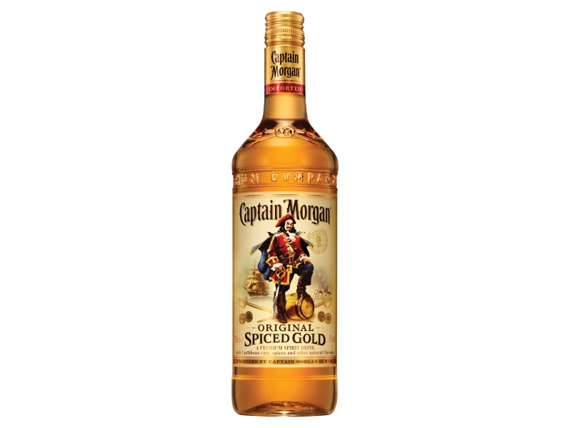 Captain Morgan Original Spiced Gold Rum 35% 700ml