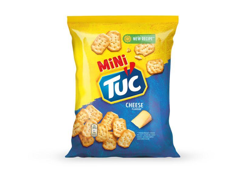 Tuc Mini Krekry s příchutí sýru 100g