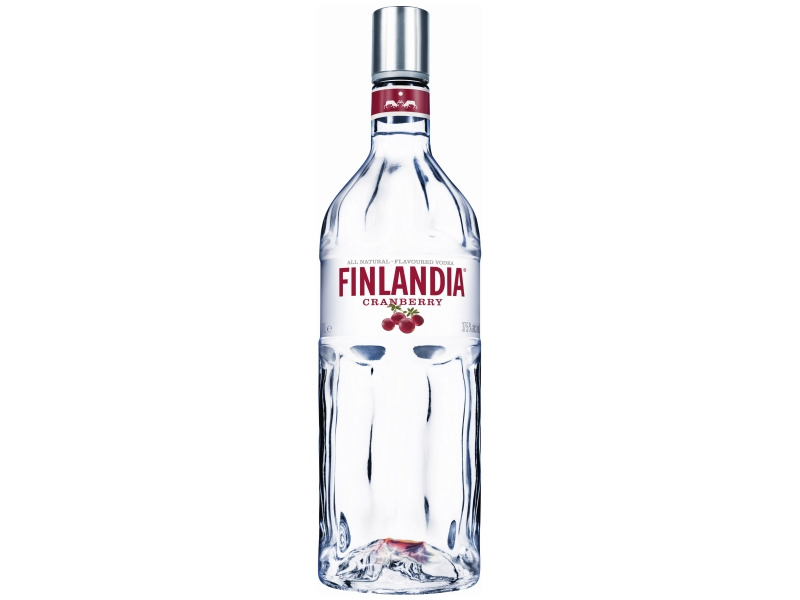 Finlandia Cranberry vodka 37,5% 1l