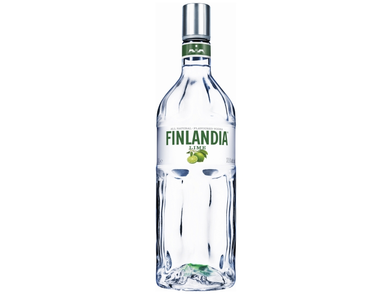 Finlandia Lime vodka 37,5% 1l