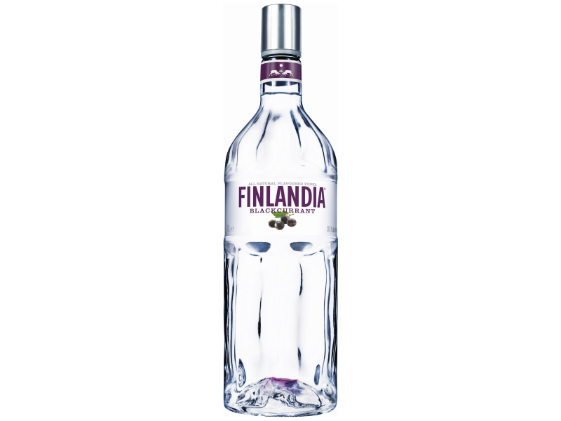 Finlandia Blackcurrant vodka 37,5% 1l