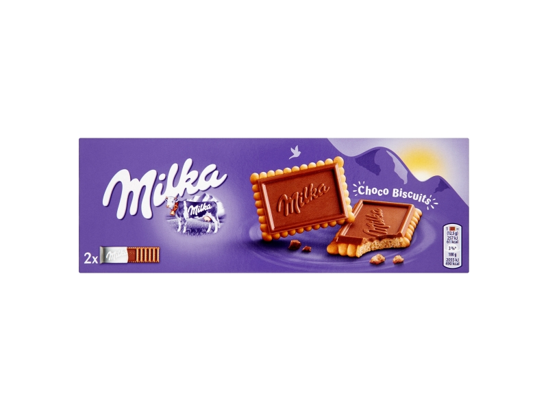 Milka Choco Biscuit máslové sušenky 150g