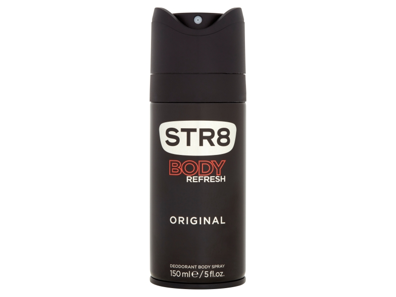 STR8 Original Body refresh deo sprej pán. 150ml