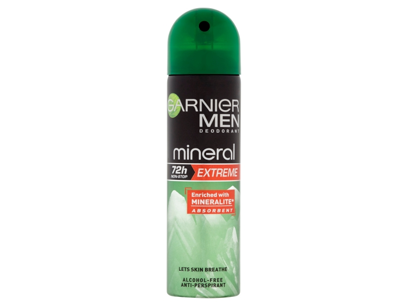 Garnier Men Mineral Extreme Antiperspirant 150ml