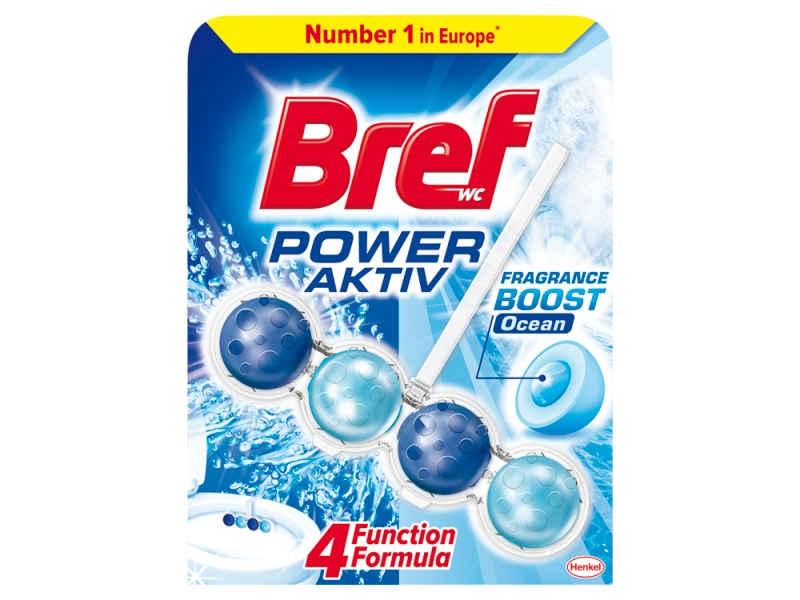 Bref Power Aktiv Ocean WC blok 50g