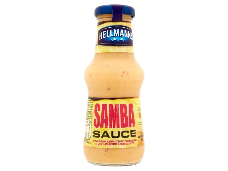 Hellmann´s Omáčka k masu Samba 250ml