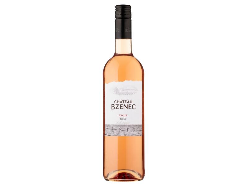 Chateau Bzenec Rosé víno suché růžové 0,75l
